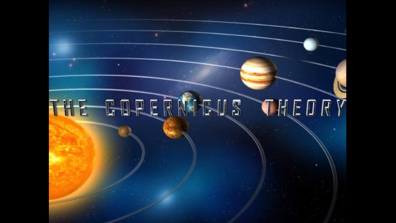 The Copernicus Theory(Edited Version)