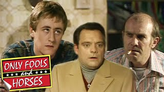 Del Discovers Rodney's Dating A Policewoman  | Only Fools and Horses | BBC Comedy Greats