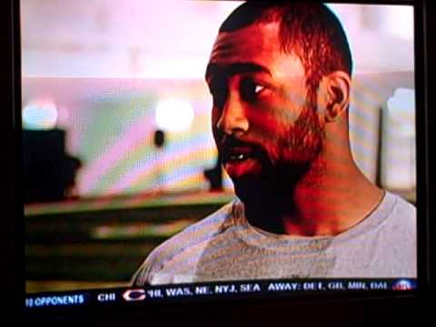 Revis interview