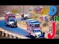 अजमेर के तारागढ़ की घाटियों में 3 डी जे ने धूम मचा दी ! Dabang Chita DJ ! Chita dj ! Vinayak Dj Sound