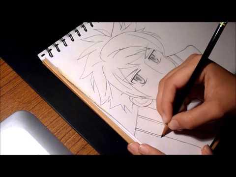 Drawing Hitachiin Hikaru-kun