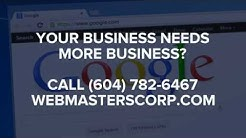 Affordable Google SEO and AdWords Vancouver BC