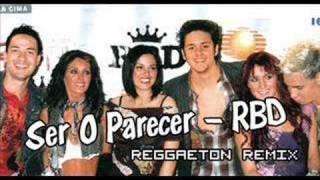 *RBD ser o parecer remix*