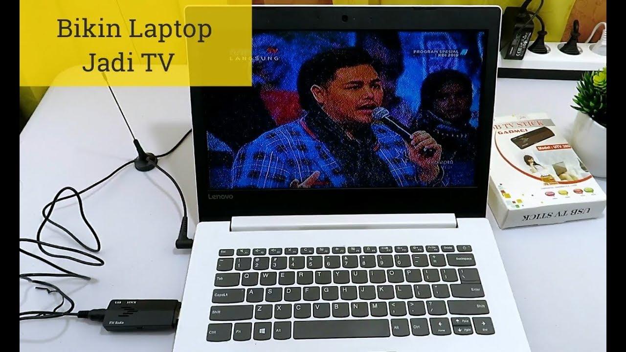 Cara Bikin Laptop Jadi Tv Setting Usb Tv Tuner Gadmei 380 Di Windows 10 Youtube