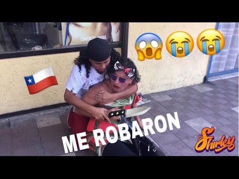 ASALTAN A LA SHIRLEY EN CHILE