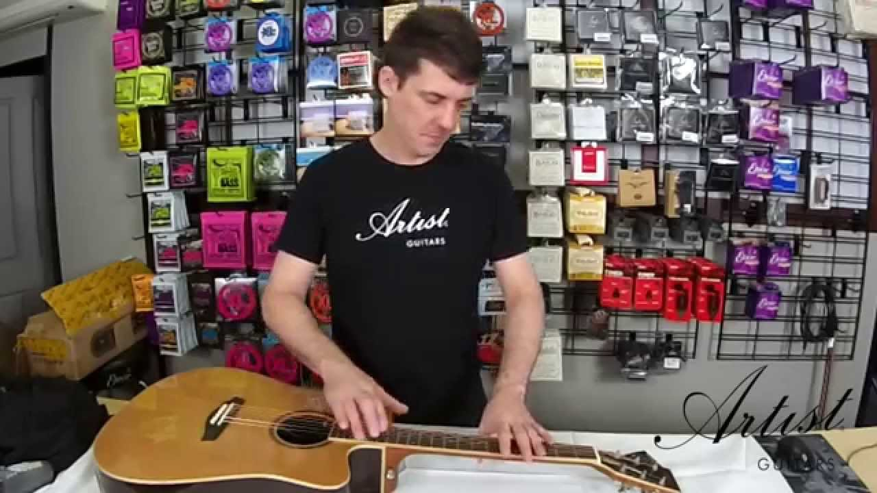 How To Adjust Your Acoustic Guitar Truss Rod Beginner S Guide Youtube
