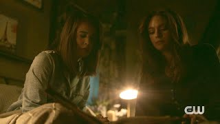 Legacies 2x07 Hope and Josie apologize each other Landon leaves Mystic Falls