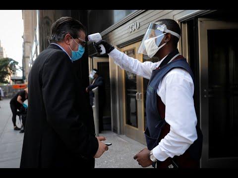 لماذا لا يتراجع فيروس كورونا في أمريكا بالرغم من جهود السلطات ؟  - نشر قبل 22 ساعة