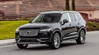 7 Excellent Things : 2018 Volvo XC90 T8 Excellence
