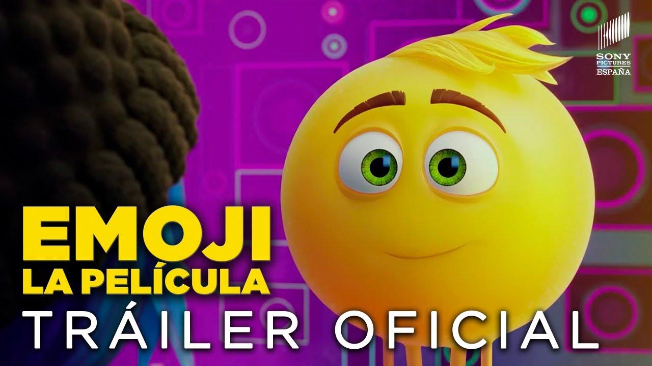 EMOJI LA PELI. Tráiler Oficial #2 HD en español. Ya en cines.