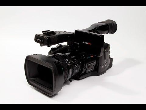Sony PMW-EX1 professional EXCAM HD broadcaset video camera