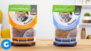 Only Natural Pet RawNibs Grain-Free Freeze-Dried Cat Food