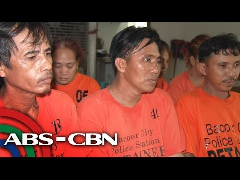 TV Patrol: 6 huli sa Bacoor drug ops; P2-M halaga ng shabu, nasamsam