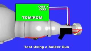 Scanning Transmission Gear Error