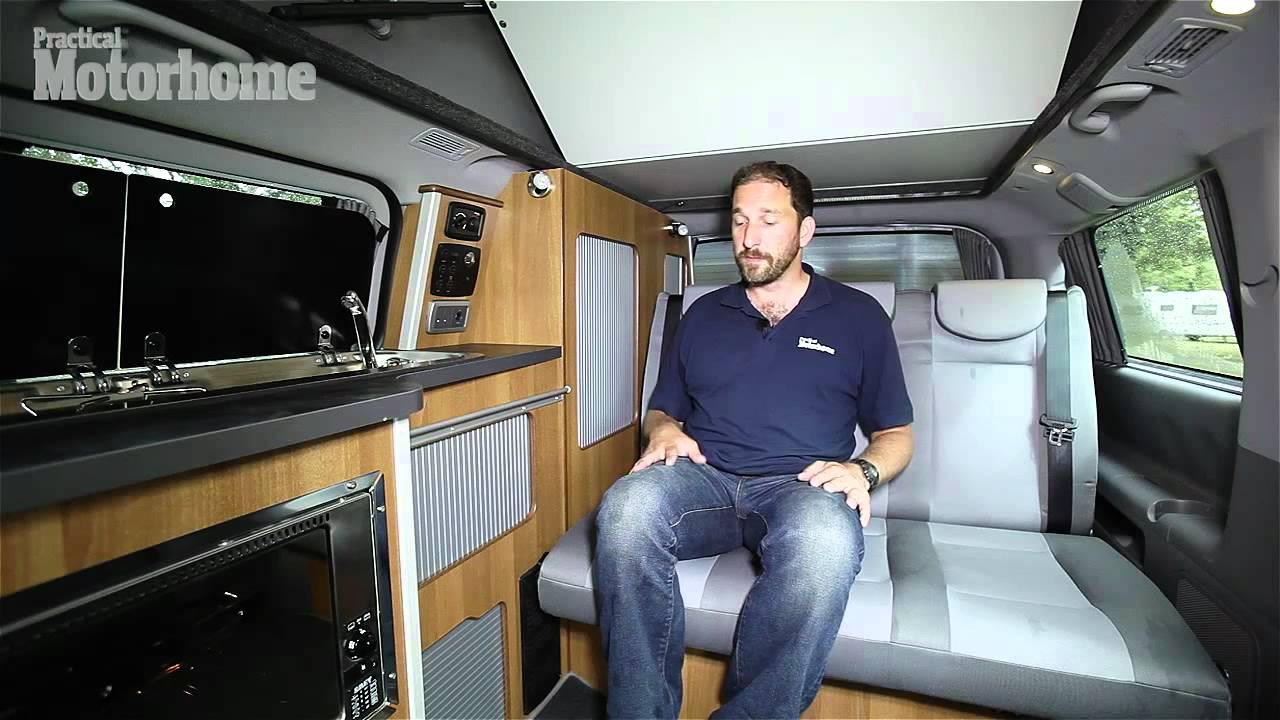 The Practical Motorhome Wellhouse Hyundai I800 Camper