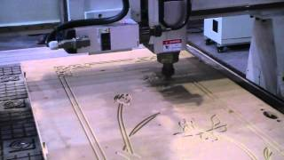 Cc M1325a 3 Door Engraving And Side Drilling