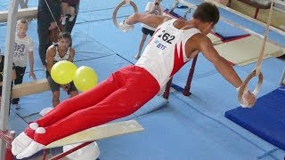 Artistics Gymnastics - Russian Chelyabinsk 2018