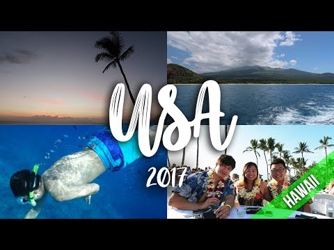 USA | MAUI HAWAII | TRAVEL VLOG 2017 [PART 2]