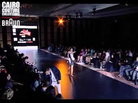 FASHION CLASH PERFORMANCE AT FASHION ZONE CAIRO COUTURE COLLECTIONS SS 2015 COLLECTIONS