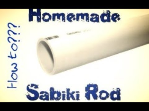 Homemade Sabiki Rod Special Announcement Youtube