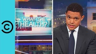 The Republicans Just Can't Let Go Of Obamacare - The Daily Show | Comedy Central