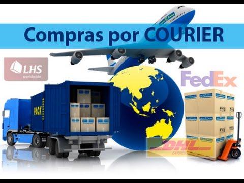 Comprar al exterior y traerlo por Courier hacia Argentina