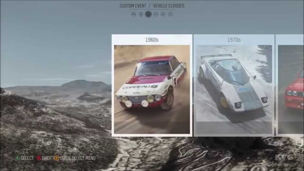 DiRT Rally - Early Acces - All Cars | List (PC HD) [1080p] - YouTube