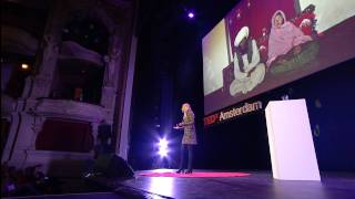 TEDxAmsterdam 2011 - Mabel van Oranje