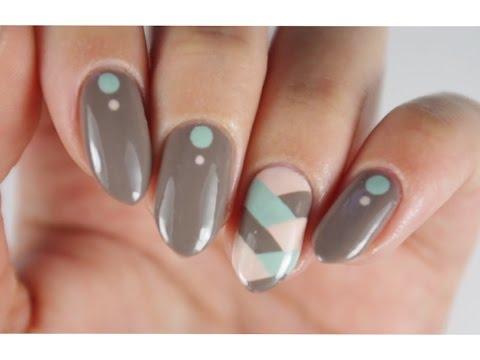 Faire un nail art simple