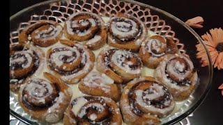 Cinnamon Rolls Recipe সনমন রল রসপ