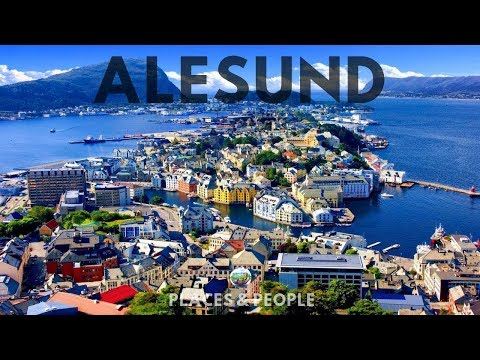 ALESUND NORWAY [ HD ]