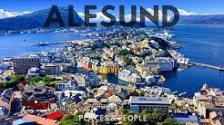 ALESUND - NORWAY [ HD ]