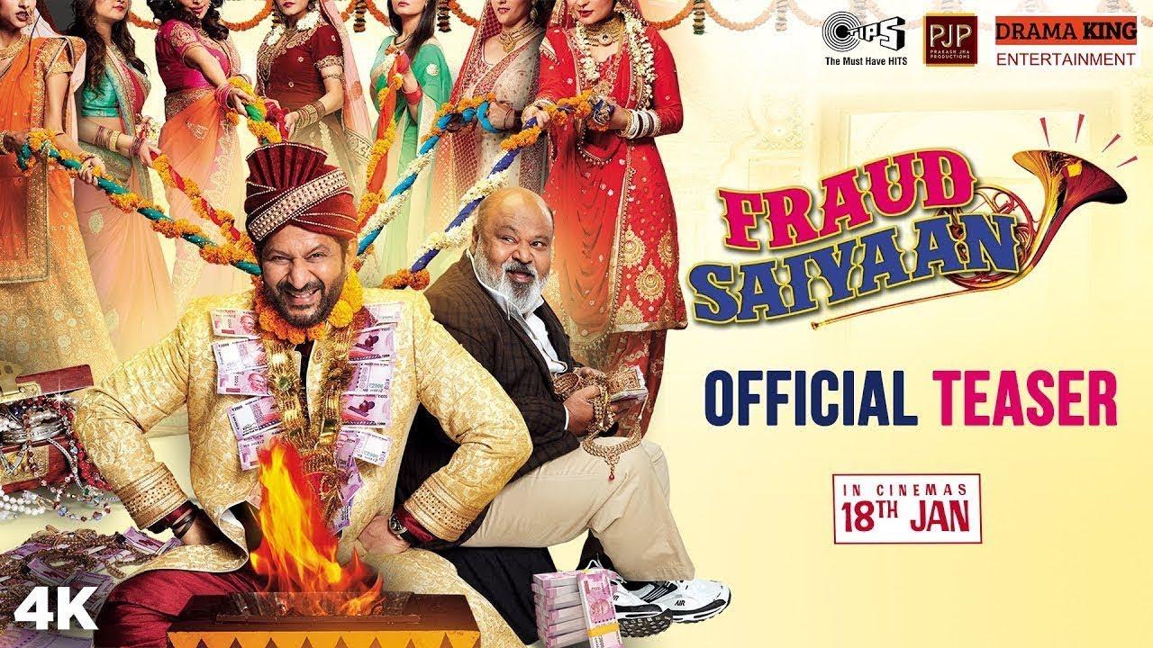 Download Fraud Saiyaan full movies 2019   Arshad Warsi, Saurabh Shukla, Elli AvrRam, Sara Loren   movies 2019