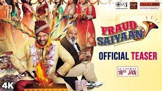 Fraud Saiyaan full movies 2019 | Arshad Warsi, Saurabh Shukla, Elli AvrRam, Sara Loren | movies 2019