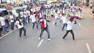 Flash mob   Rag Day   Dept  of Geography and Environment University of Dhaka   YouTubevia torchbrows