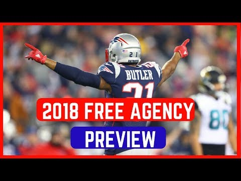NFL Free Agency 2018 Preview | Live Free Agency Primer Q & A