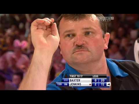 PDC World Matchplay 2009 - Semi Final - Ronnie Baxter vs Terry Jenkins