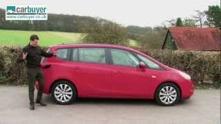 Vauxhall Zafira Tourer MPV review - CarBuyer