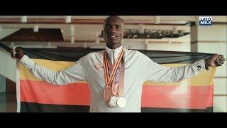 Joshua Cheptegei | Lato Milk | Gold medalist Commonwealth Games 2018 | Motivational Video