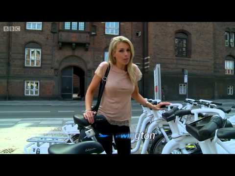 """Electric Bike feature from the """"Click"""" programme, BBC TV 12th July 2014"""