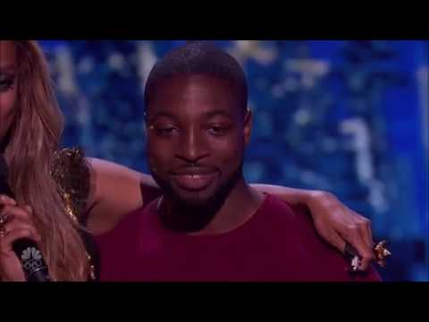 Preacher Lawson: CRAZY Funny Comedian On AGT Teases Tyra Banks! America's Got Talent 2017