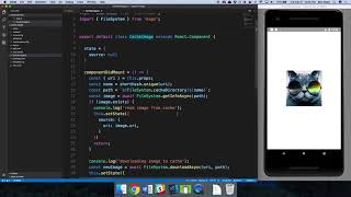 Caching Images in React Native