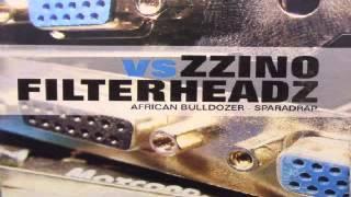 Zzino vs. Filterheadz - African Bulldozer