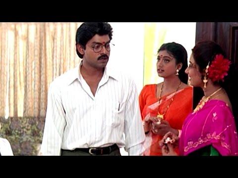 Subhalagnam Full Movie || Part 09/12 || Jagapati Babu, Aamani, Roja