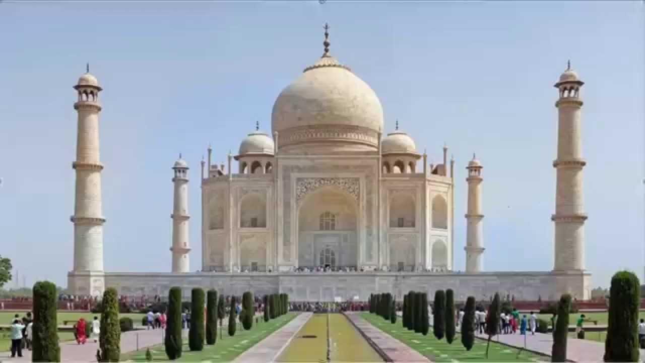 Taj Mahal 3d Image: TAJ MAHAL EN 3D