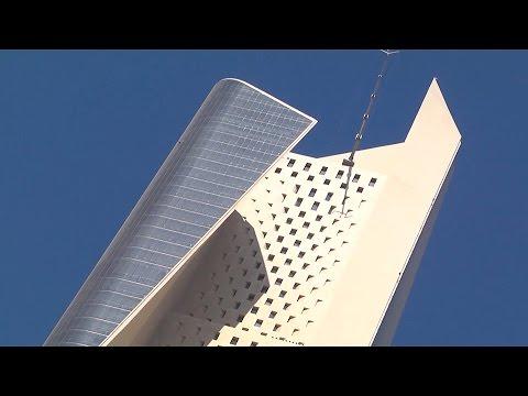 Al Hambra Tower, el corazón financiero de Kuwait