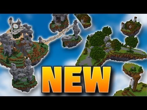 EPIC NEW BED WARS MAPS...! (Minecraft Bed Wars)
