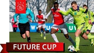 Finale Future Cup 2016: Anderlecht - Arsenal