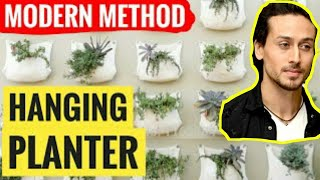 Make Hanging Planter without any thread/roap || Crazy DIY idea for Hanging Planter || Hanging Pot