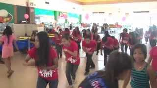 #DayoftheGirl Flash Mob in Southern Leyte